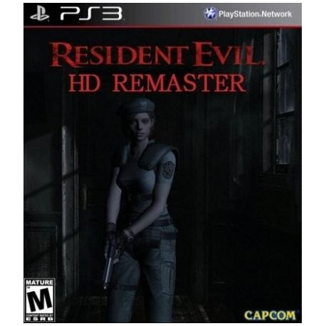 Resident Evil: Remastered HD