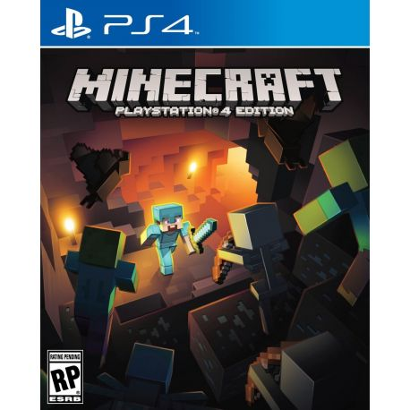 Minecraft: PlayStation 4 Edición