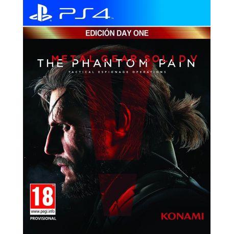 Metal Gear V: The phantom Pain