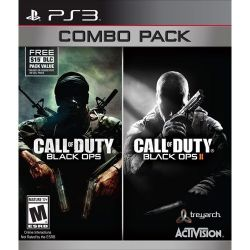 Call of Duty Black Ops2 + Black Ops 1