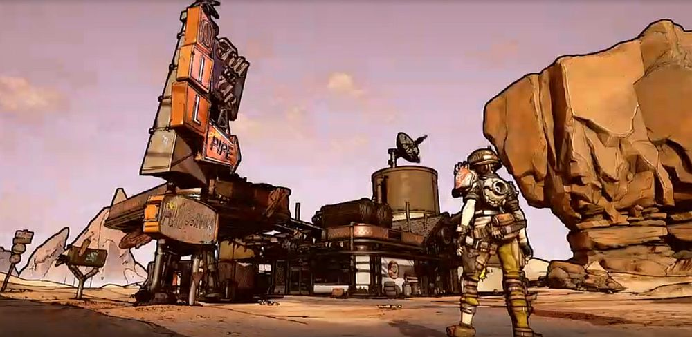 Borderlands Tease